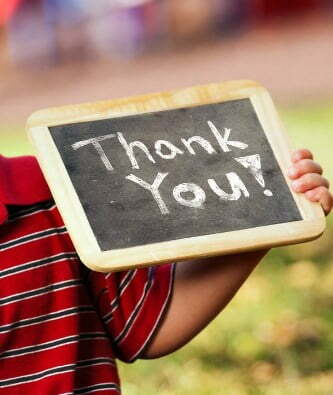 How to Thank and Appreciate Your Donors