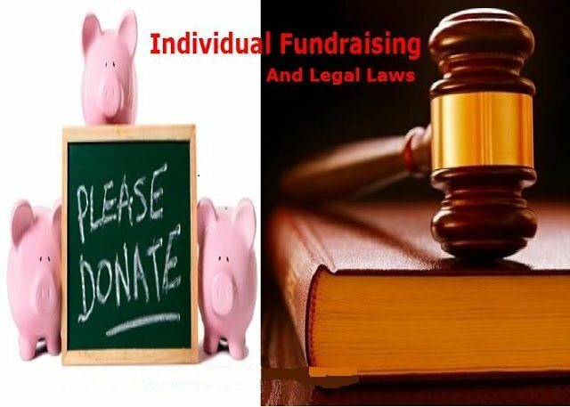 What laws need to be observed when doing charity work? (Labor legislation, tax code and Legal issues)