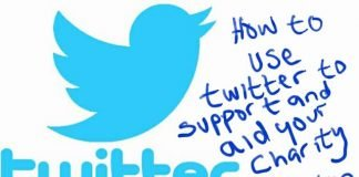 Aide-aux-organisations-caritatives-Twitter