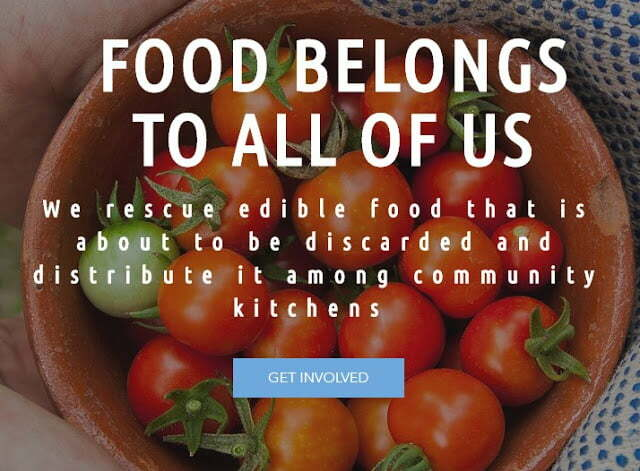 Support Now and Vote for Nilus (The Uber of food rescue)