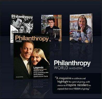 S'engager dans la philanthropie dans le monde entier : LES ÉTATS-UNIS comme un bon exemple