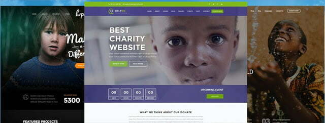 18 Best WordPress Themes for NGOs, Solidarity and Donations 2019