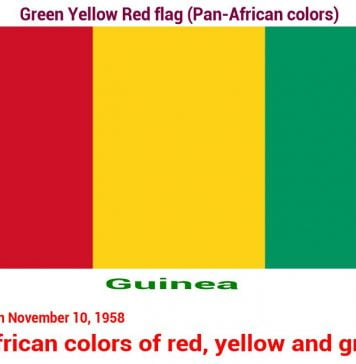 guinea-green-yellow-red-flag-pan-african color
