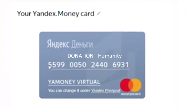 How To Create Free Yandex Money International Virtual Mastercard with No Verification and No Bank Account Needed 2020.