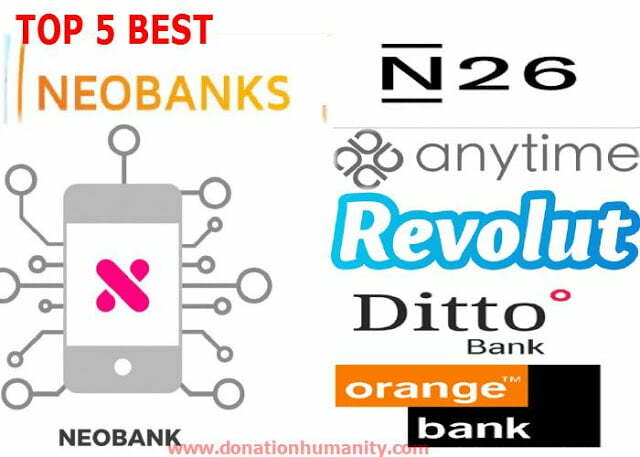 Best neobanks