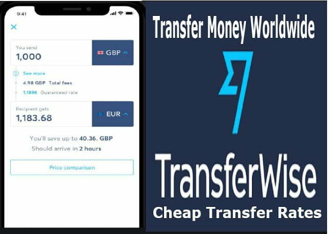 (Review) Transfer money worldwide using TransferWise without ridiculously high costs