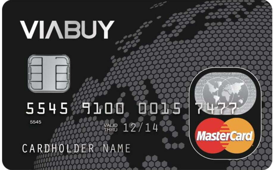 (VIABUY) Get a Foreign bank account with your own personal IBAN– and a prepaid credit card