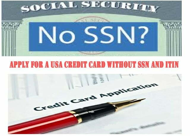 apply-usa-credit-card-without-ssn-itin