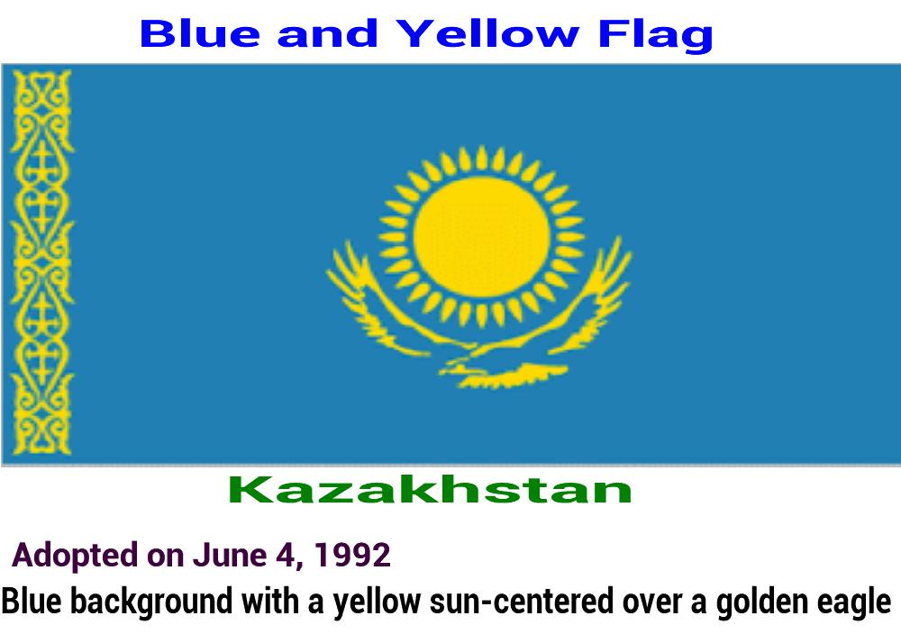 kazakhstan-blue-and-yellow-flag
