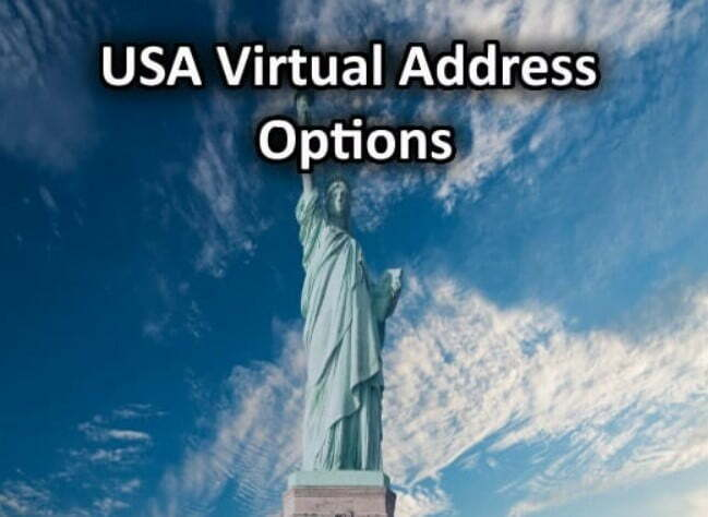 7 Ways Foreigners Can GET A VIRTUAL ADDRESS IN THE USA