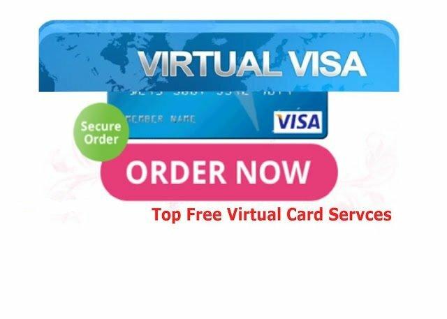 7 meilleurs services virtuels de cartes de crédit en ligne pour les achats internationaux (gratuit, sans compte bancaire)