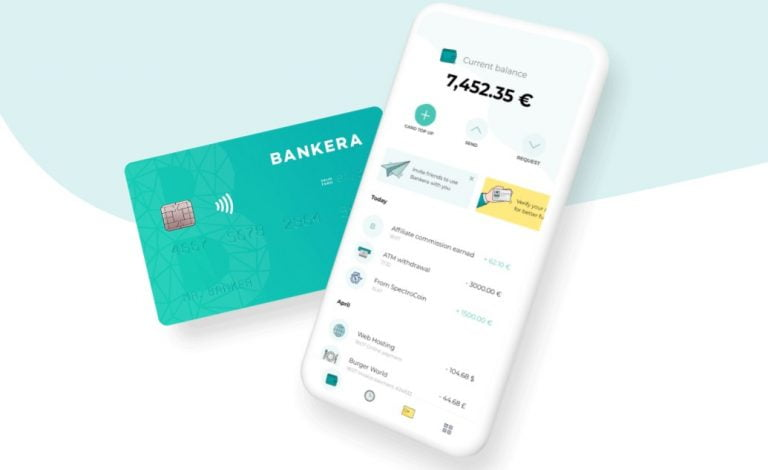 Bankera Review: Free personal and business European IBAN accounts to clients internationally. (How it works, Payment, FAQ Legit or Scam)