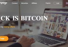 CoinPayU: earn bitcoins easily and for free at the click of a button