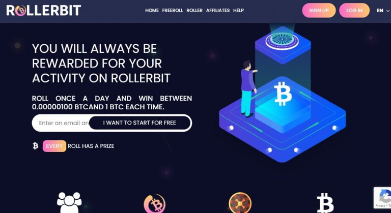 RollerBit Faucet Review Legit or Scam? (How it works, Payment, FAQ and Personal opinion)