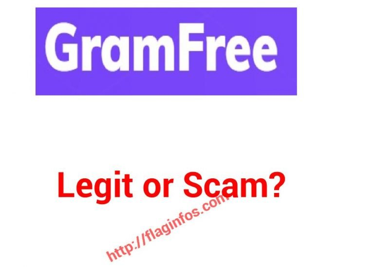 Gramfree Legit or Scam? Honest review and personal opinion