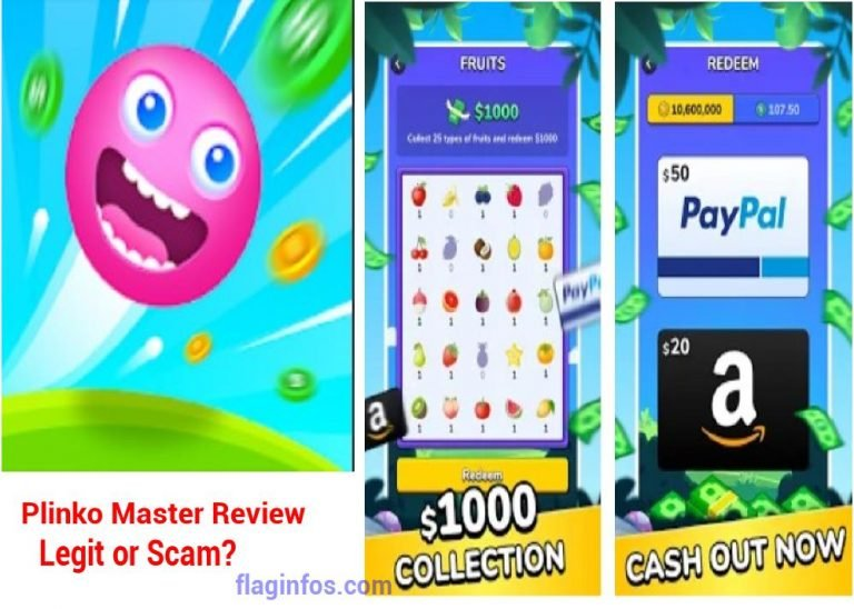 Plinko Master Review Legit or Scam: Drop down a small ball, and you may get a big prize!
