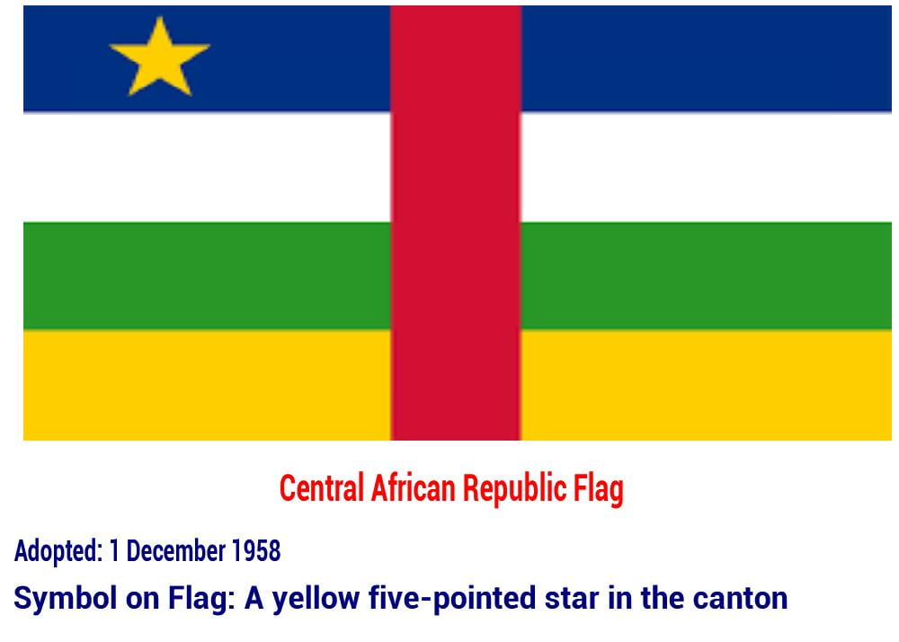 central-african-republic-star-symbol