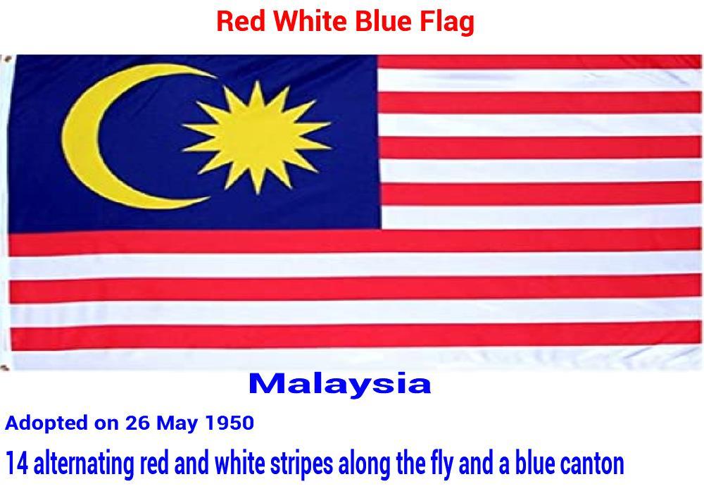 malaysia-red-white-blue-flag