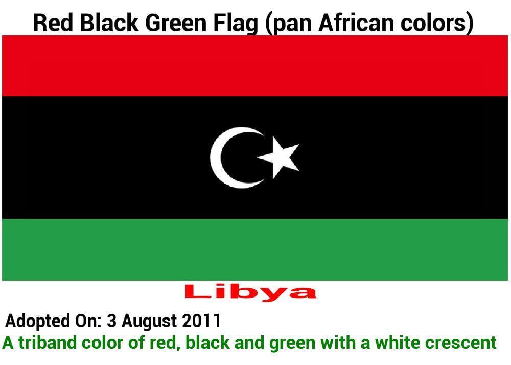 libya-flag-red-black-green