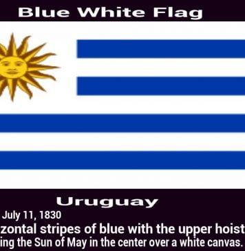 uruguay-blue-white-flag