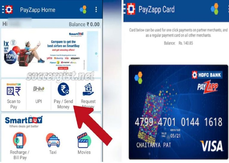 How To get a Free HDFC PayZapp Virtual International Visa card with No Verification and No Bank Account Needed 2021