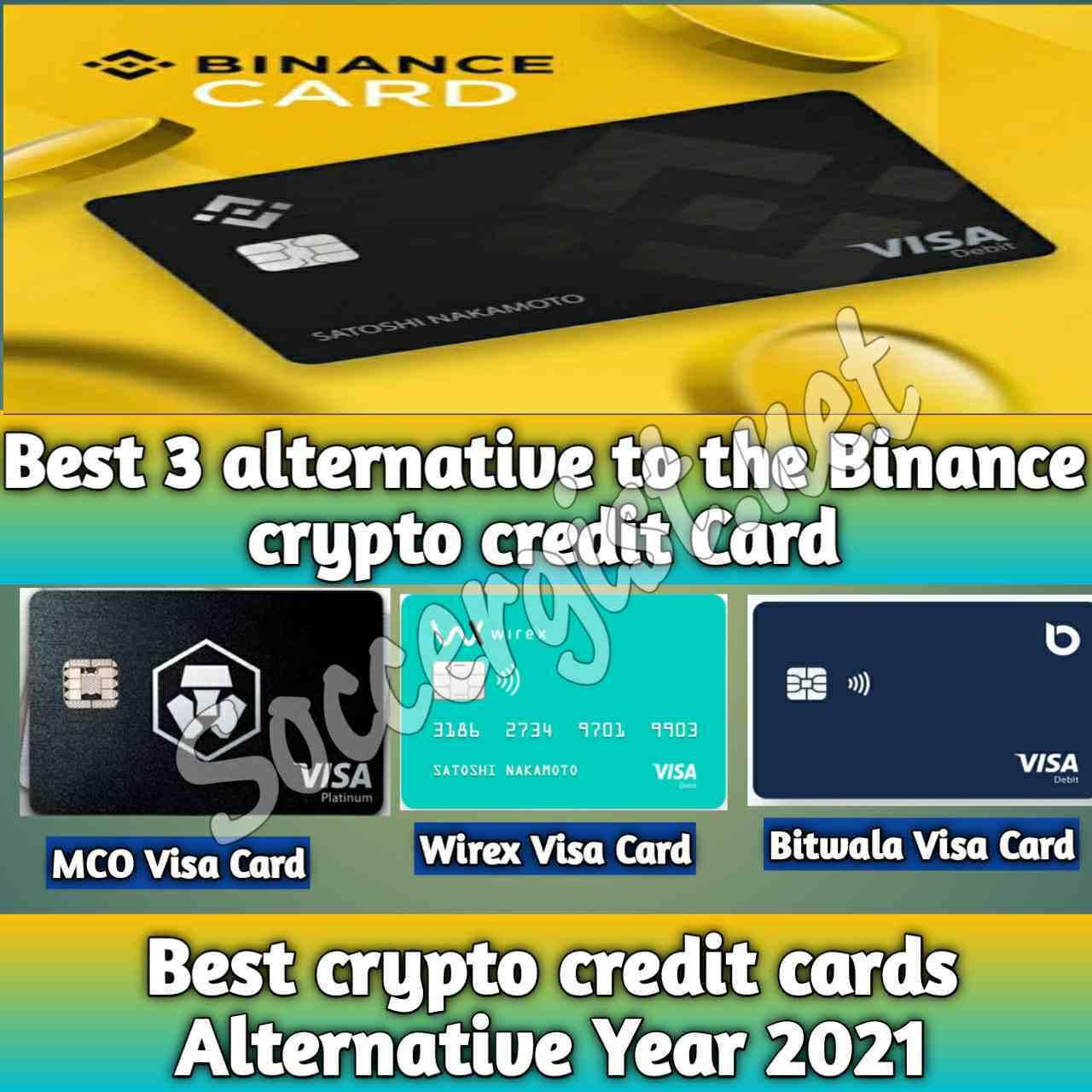 best-crypto-credit-cards-alternative-to-binance