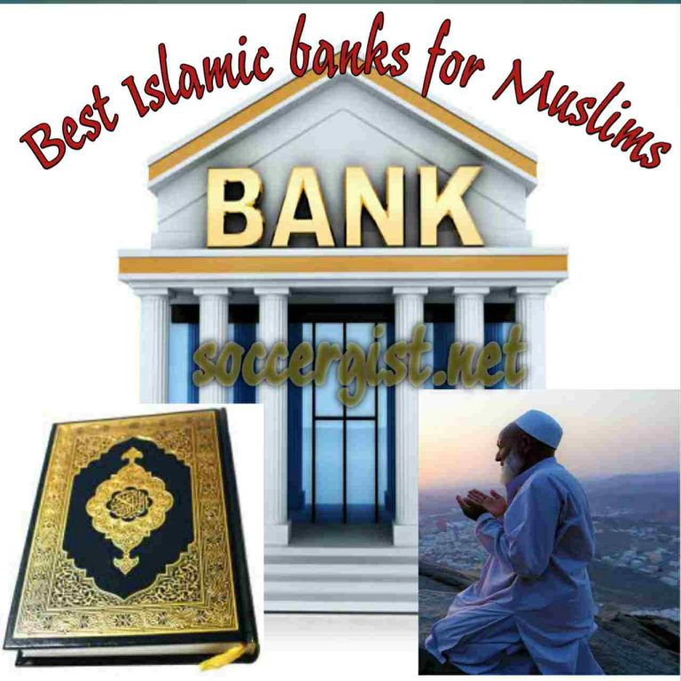 The best online and physical Islamic banks for Muslims in European countries.