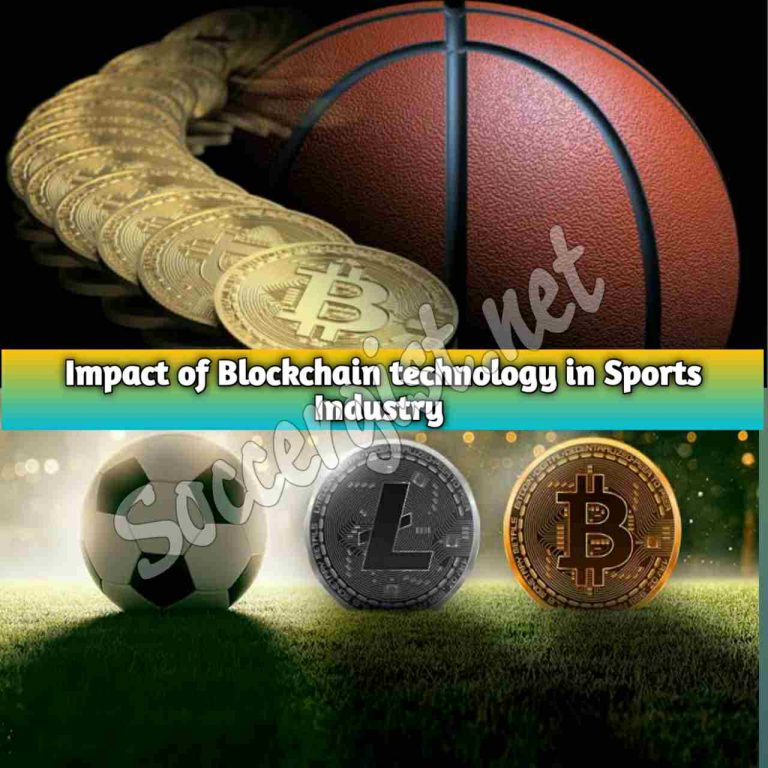 How Blockchain technology is been used in Sports (Impact of blockchain and crypto in the industry)
