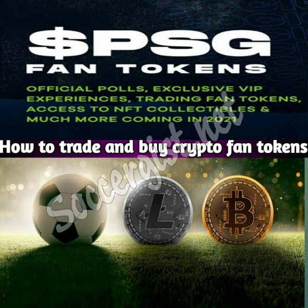 How to trade and buy crypto fan tokens? (football clubs using Binance and Chiliz)