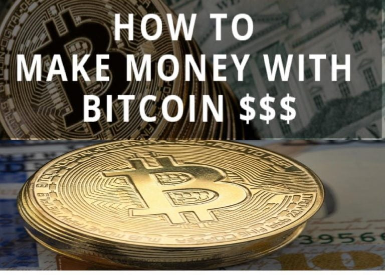 Want To Make Money from Bitcoin? – Get To Know About Some Top Ways to Make Money from This Crypto!
